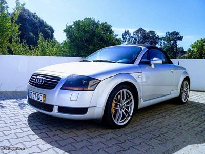usado Audi TT 1.8