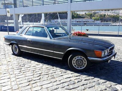 brugt Mercedes 280 SLC