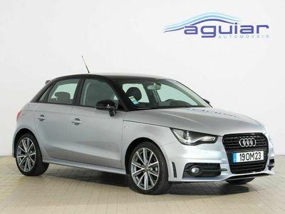 usado Audi A1 Sportback 1.6 TDi S-line