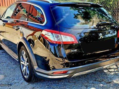brugt Peugeot 508 RXH