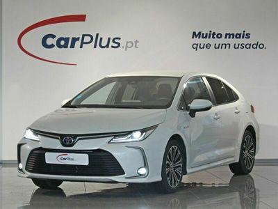 usado Toyota Corolla 1.8 Hybrid Exclusive 2019