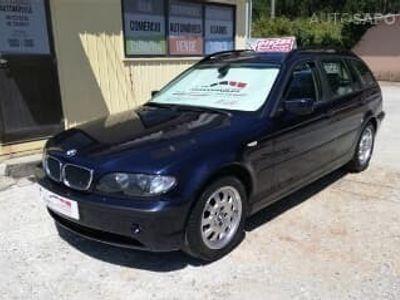 usado BMW 320 Série 3 d Touring (150cv) (5p)