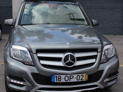 gebraucht Mercedes GLK350 4MATIC