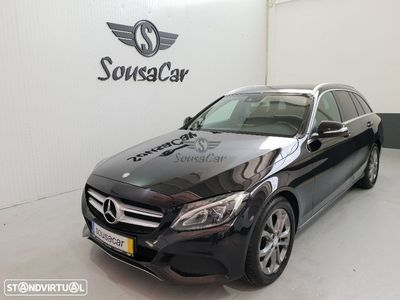 gebraucht Mercedes C220 BlueTEC Avantgarde (170cv, 5p)