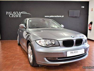 usado BMW 118 1Proprietário Nac