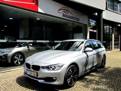 usado BMW 318 D Touring Auto Efficientdynamics Edition