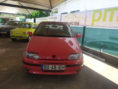 usado Fiat Punto Cabriolet 1.2 Bertone