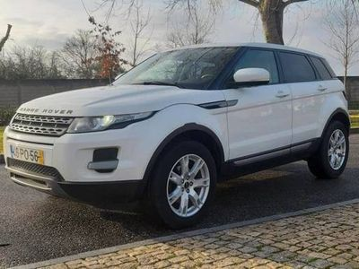 usado Land Rover Range Rover evoque GARANTIA