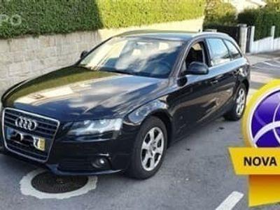 usado Audi A4 Avant 2.0 TDi Exclusive (143cv) (5p), Diesel