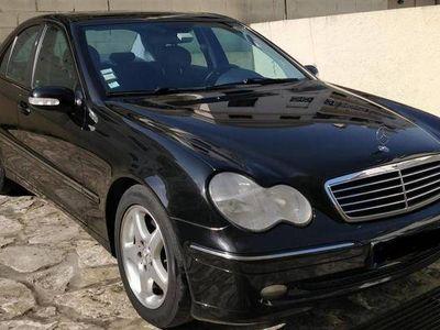 usado Mercedes C270 AVANTGARDE