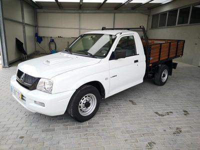 gebraucht Mitsubishi L200 4x2 Cab. Simples