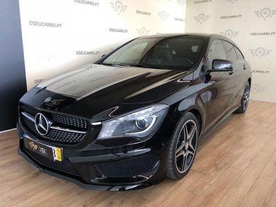 gebraucht Mercedes CLA220 CDi AMG Line Aut.