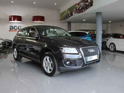 brugt Audi Q5 2.0 TDi S-line S-tronic