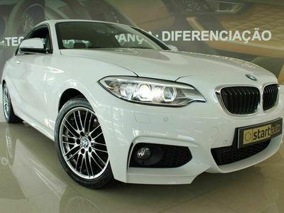 usado BMW 220 D Pack M Auto Coupe