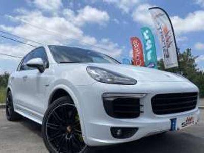 usado Porsche Cayenne Híbrido PlugIn Gaso