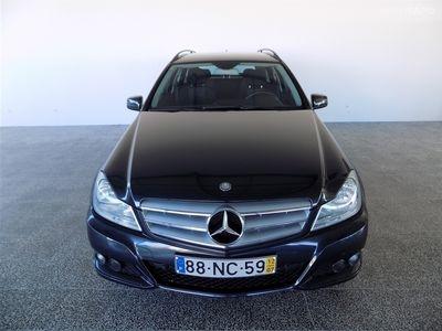 usado Mercedes C180 Classe CCDI CLASSIC BE (5P) (120CV)