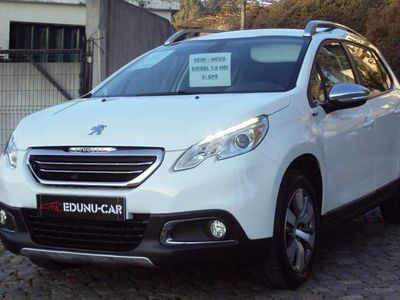 usado Peugeot 2008 1.6 Hdi Blue Nova -