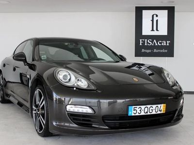 gebraucht Porsche Panamera ---