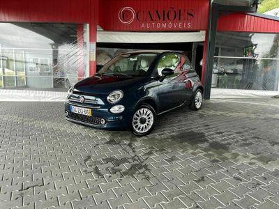 usado Fiat 500C 1.2 Lounge Dualogic S&S (69cv) (3p)