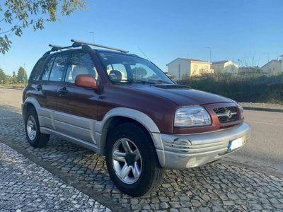 usado Suzuki Grand Vitara 2.TD c/AC
