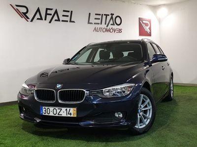 usado BMW 318 TOURING 2.0D NACIONAL