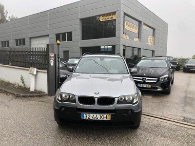 gebraucht BMW X3 3.0 d