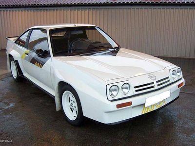 usado Opel Manta B 400 rally