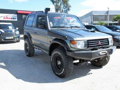 used Mitsubishi Pajero 2.5 GLX