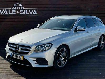 usado Mercedes E220 2.0 cdi 194 cv Full AMG Nacional 7 lugares