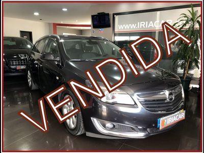 usado Opel Insignia Sports Tourer 1.6 CDTI EXECUTIVE S/S C/GPS