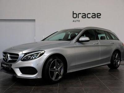 brugt Mercedes C250 BlueTEC AMG Line Aut.