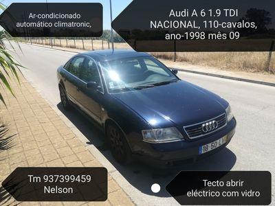 usado Audi A6 1.9 tdi 110-cavalos nacional