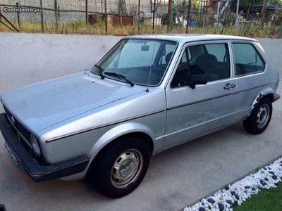usado VW Golf Mk1 2 portas