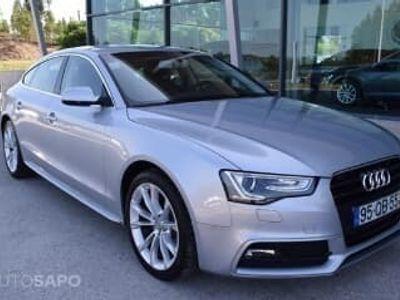usado Audi A5 Sportback 2.0 TDi S-line (143cv) (5p)