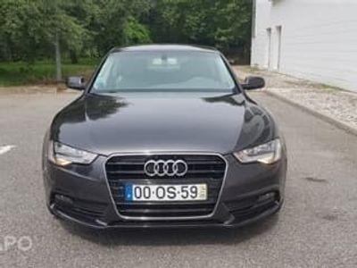 usado Audi A5 2.0tdi