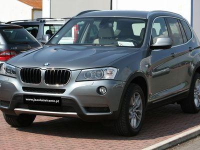 usado BMW X3 xDrive 2.0 d