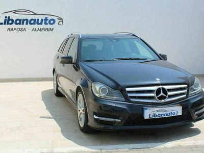usado Mercedes C250 CDI Avantgarde (204CV)