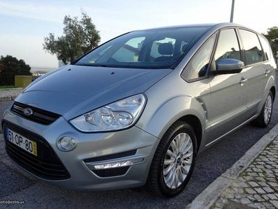 usado Ford S-MAX Trend Business GPS
