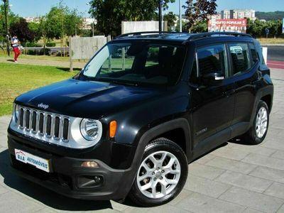 usado Jeep Renegade Gasóleo