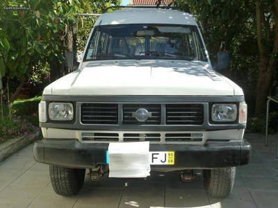 usado Nissan Patrol longo tecto alto