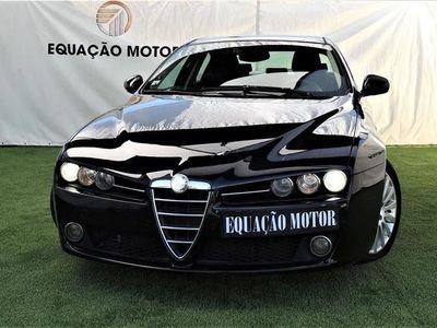 usado Alfa Romeo 159 1.9 JTD Aut.