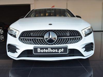 usado Mercedes A180 AMG /AUTO/GPS/LED/Cam.Traseira/Pack Adv.10.25
