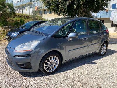 usado Citroën C4 Picasso Exclusive