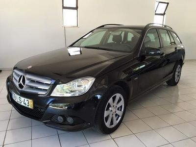 usado Mercedes C200 Classe CCDi Classic BE (136cv) (5p)