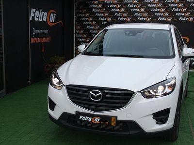 usado Mazda CX-5 2.2D Excellence Navi