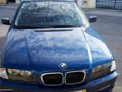 usado BMW 320 D touring 136cv -