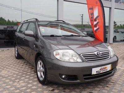 usado Toyota Corolla 1.4 D4d