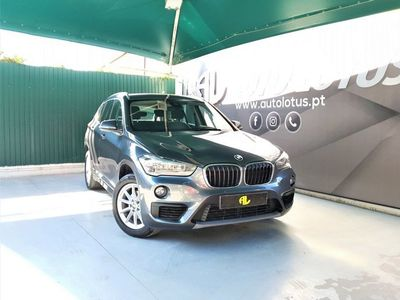 usado BMW X1 sDrive 16d