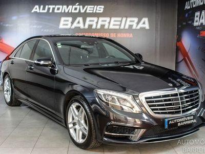 usado Mercedes S350 ClasseBlueTEC 164g (258cv) (4p)