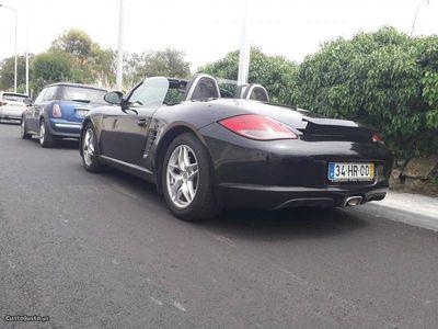 usado Porsche Boxster PDK CHRONO